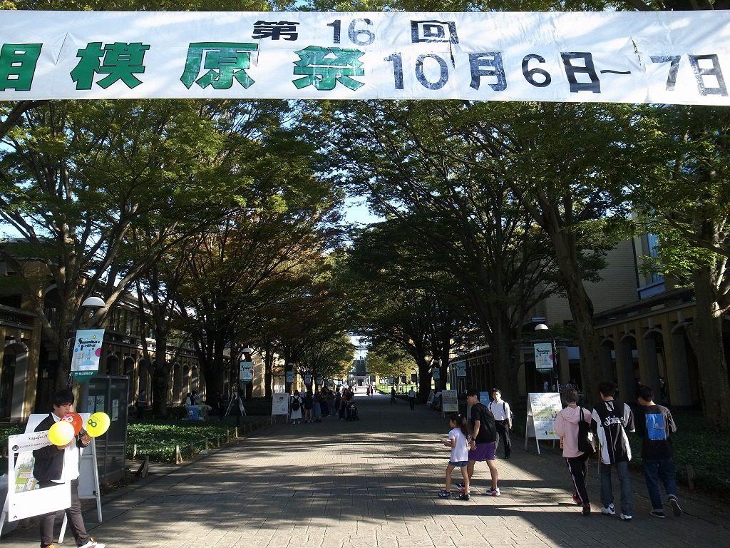 青山学院大学相模原祭