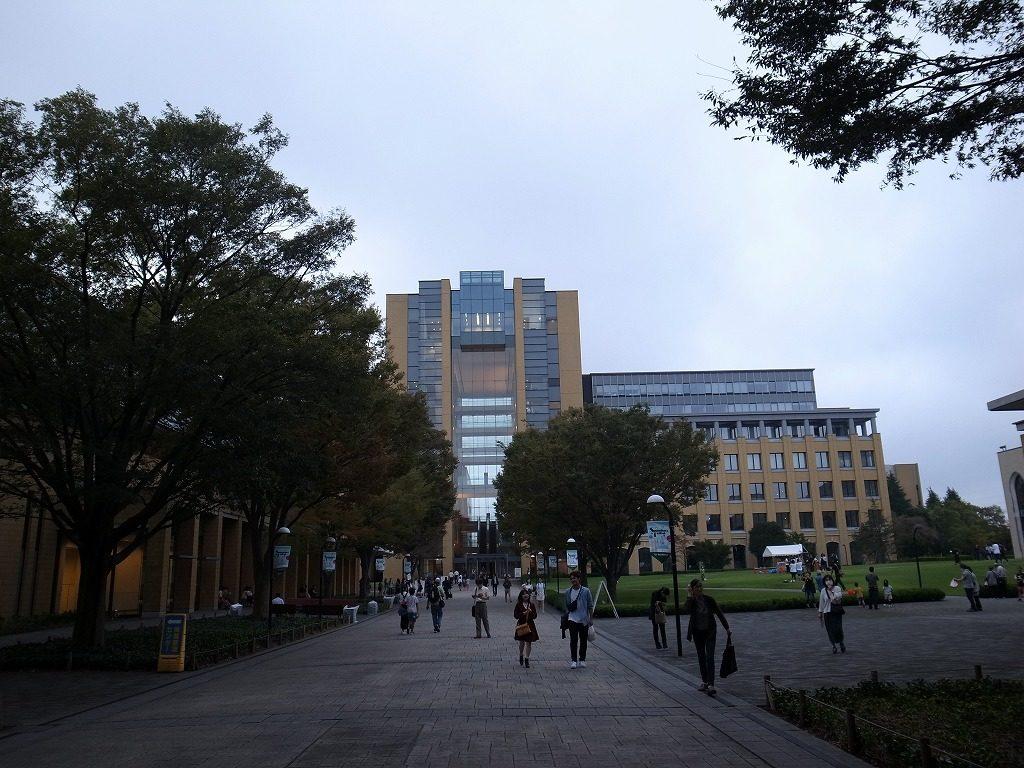 青山学院大学プロムナード