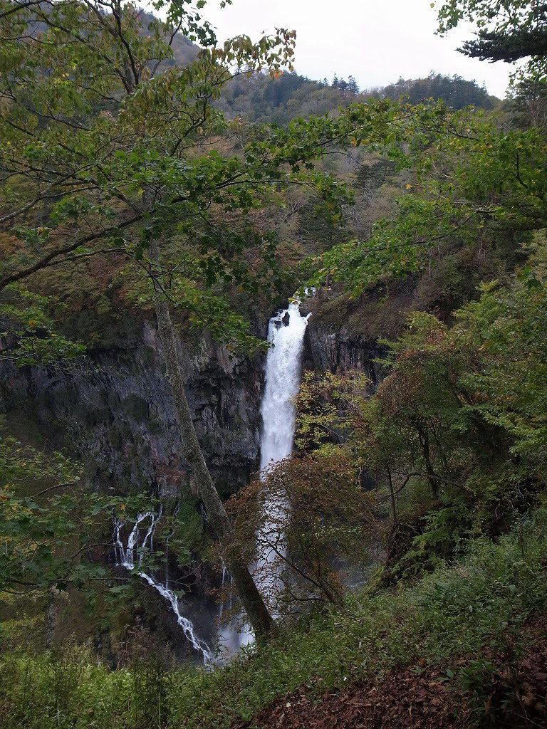日光華厳の滝