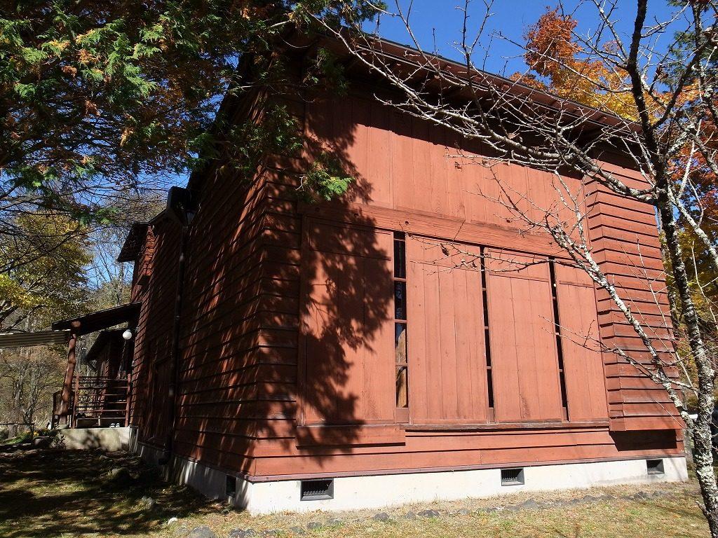 アントノンレーモンド軽井沢の家