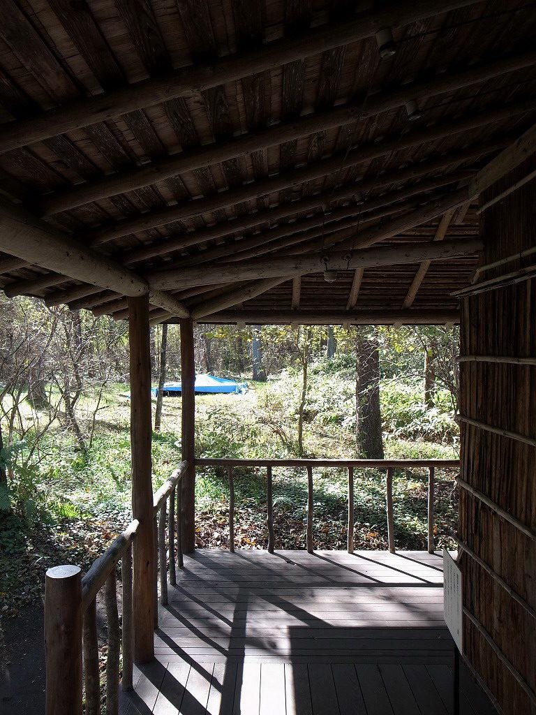 堀辰雄の山荘