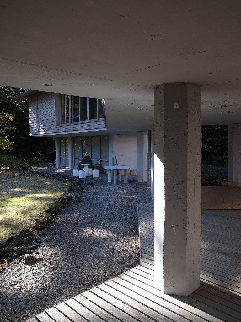 軽井沢脇田山荘