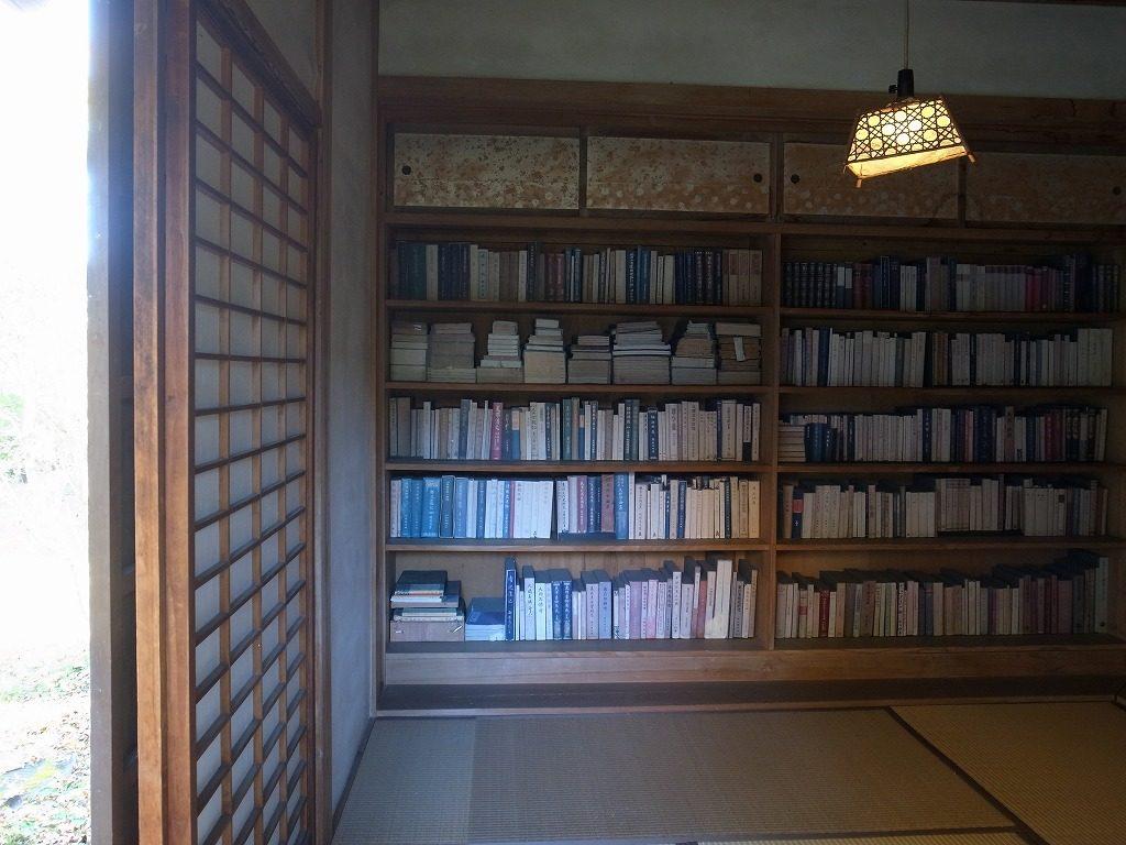 堀辰雄本の家
