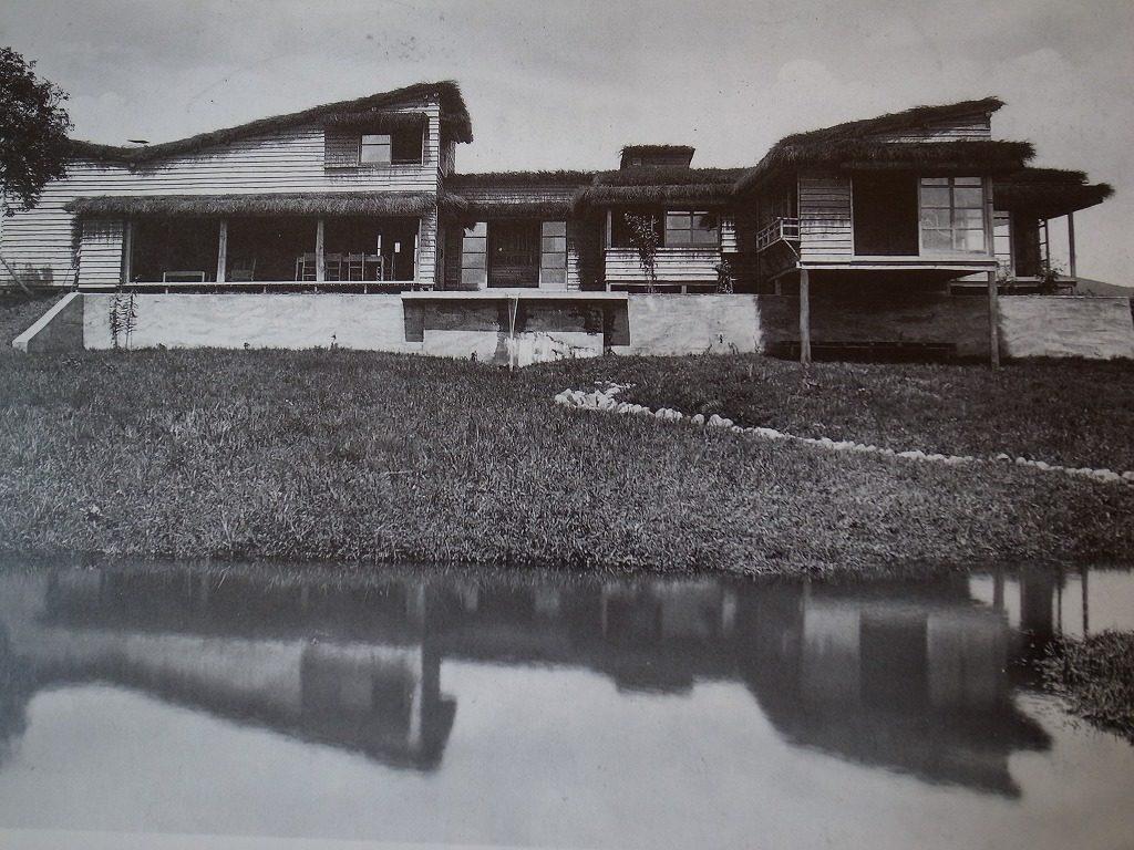 アントニンレーモンド軽井沢の家