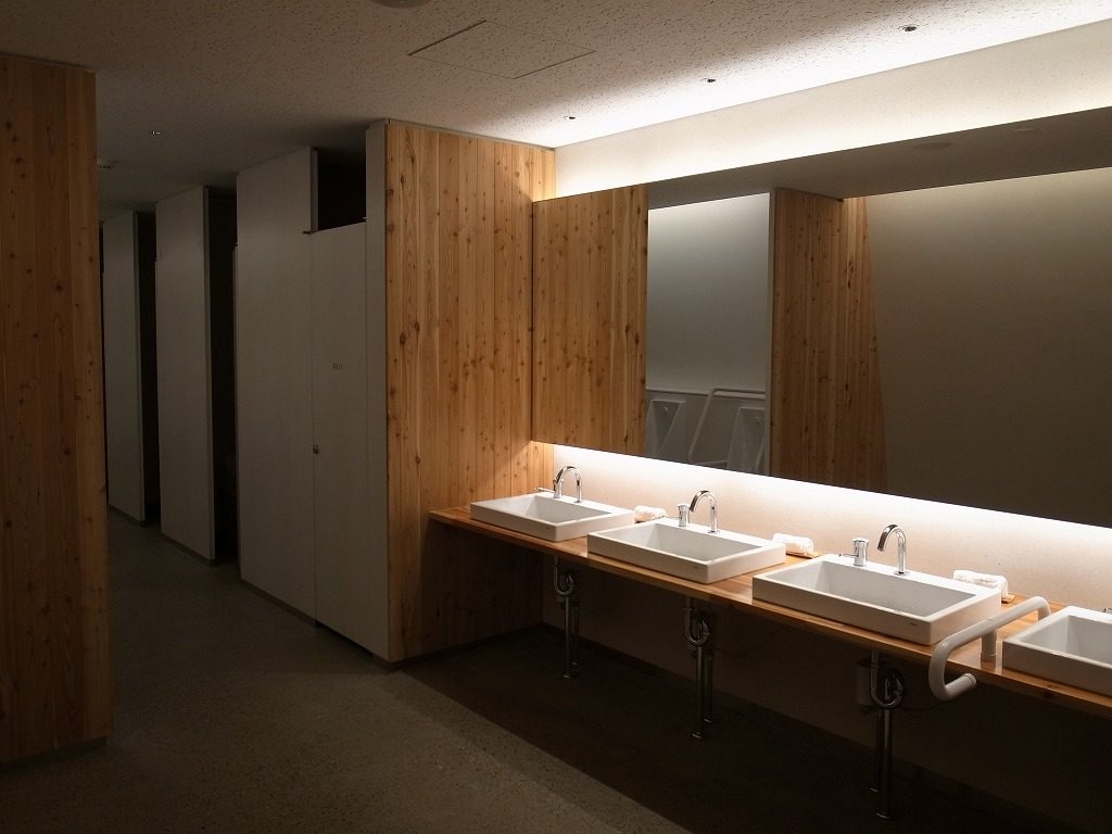 なちゅら トイレ