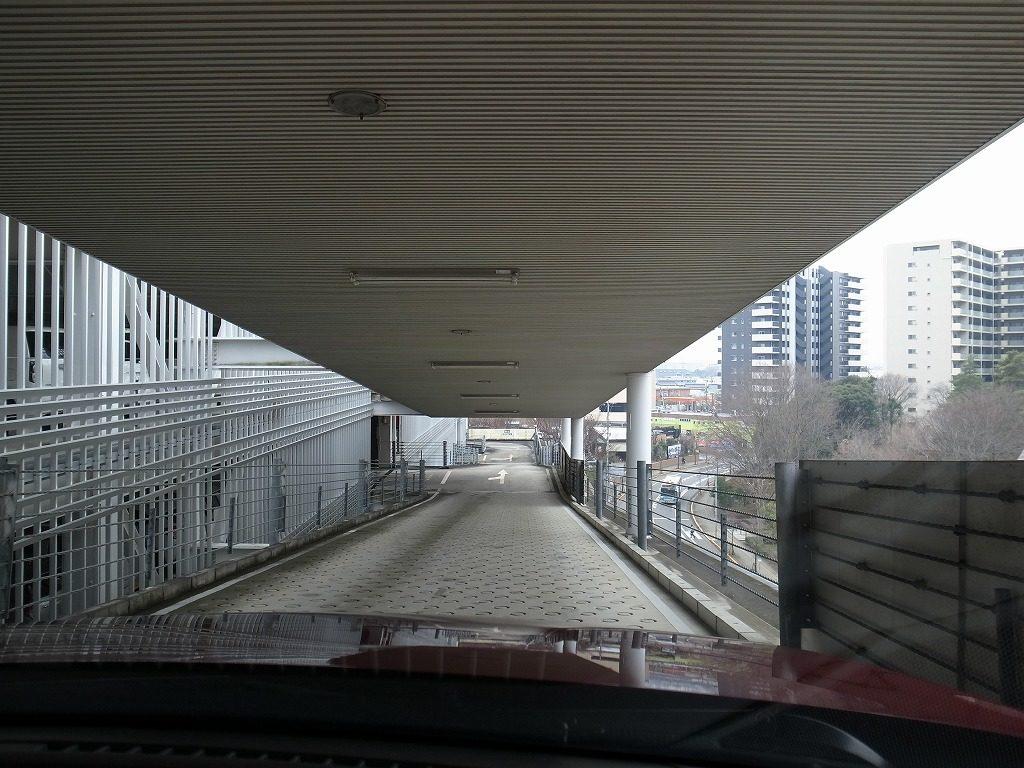 つくば第3駐車場