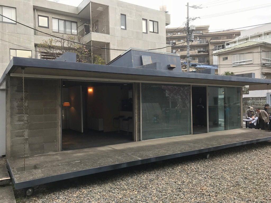 広瀬鎌二上小沢邸