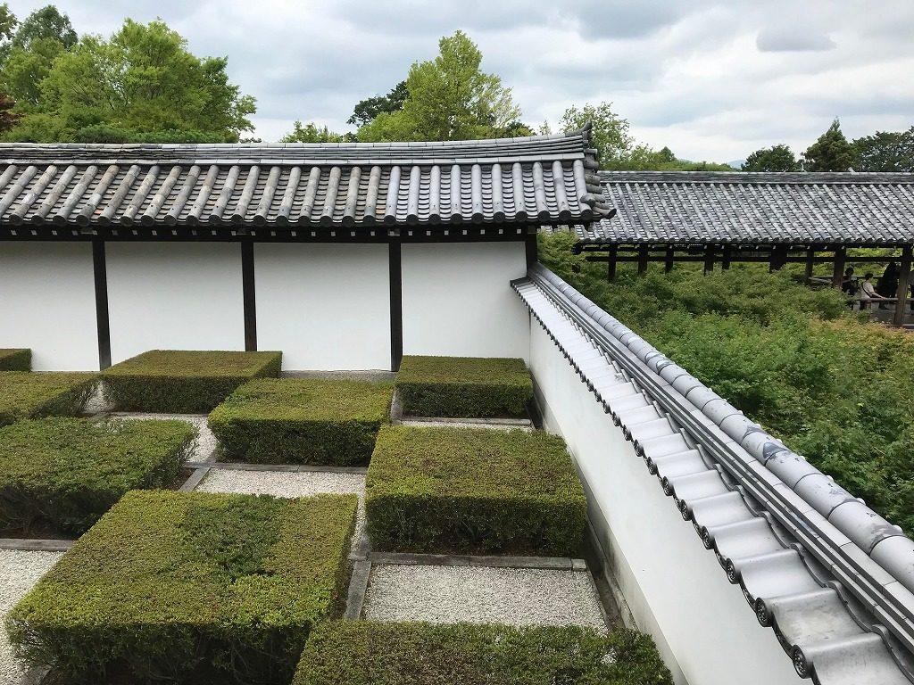 東福寺方丈西庭
