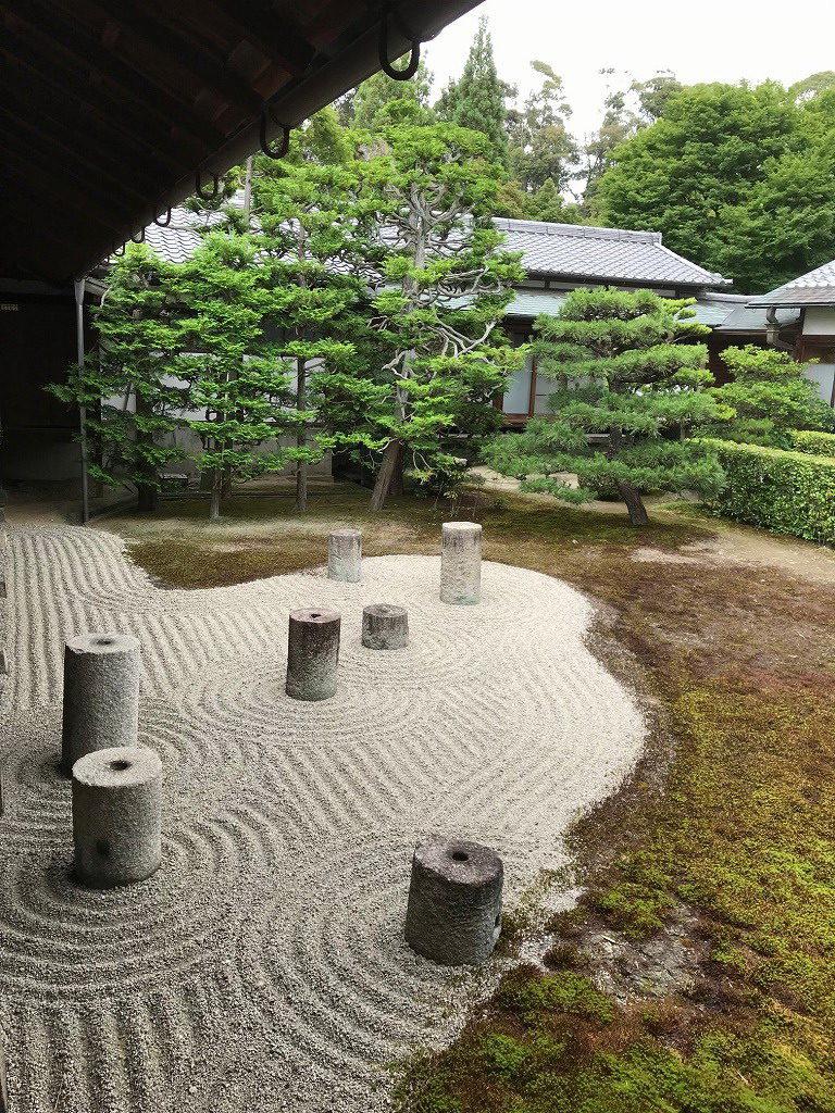 東福寺方丈北斗の庭