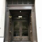 三井本館 合名玄関