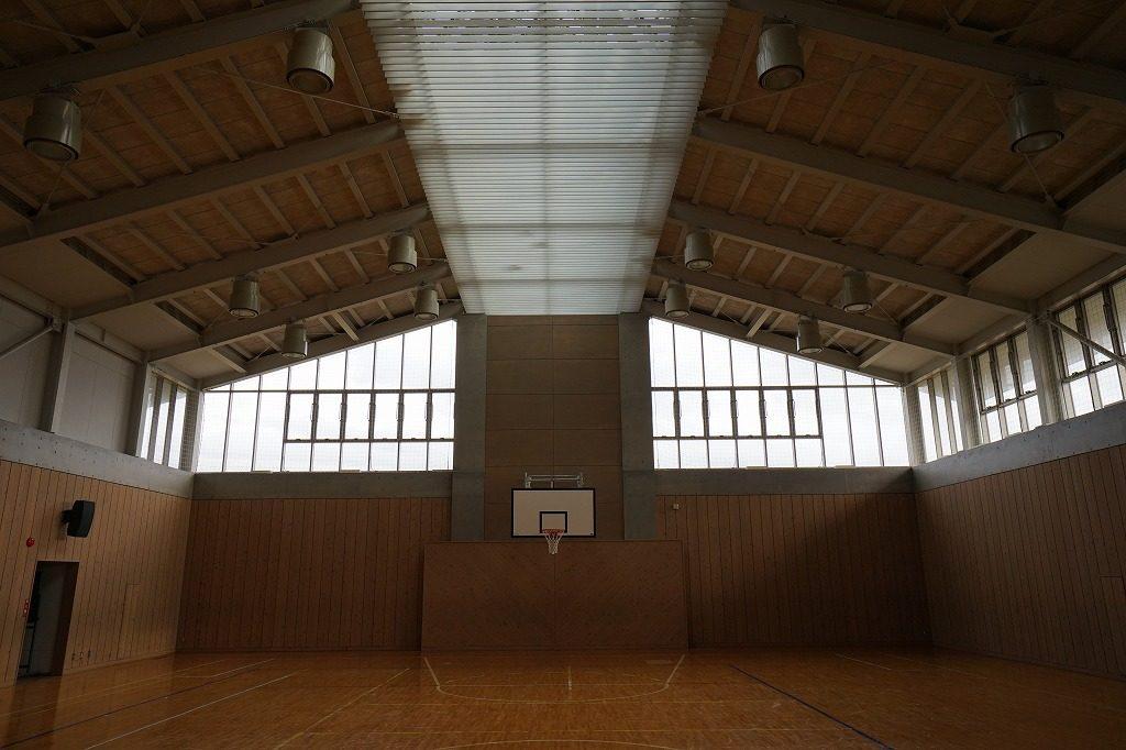 金山町立明安小学校