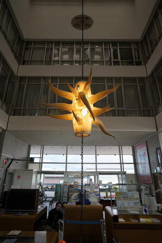 寒河江市庁舎