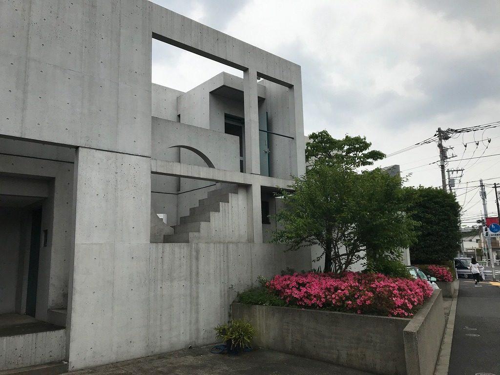 早川邦彦成城通りの家
