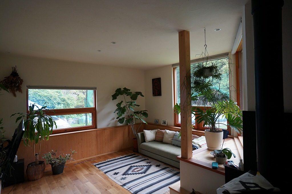 桜山の住宅