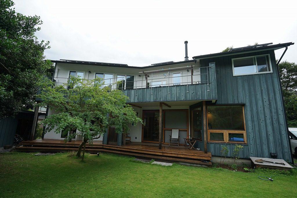 逗子桜山の家