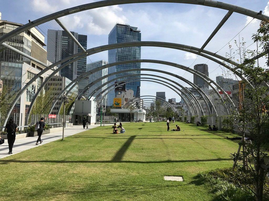 渋谷宮下公園