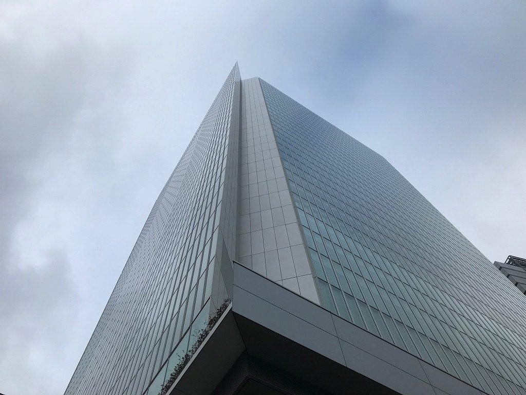 横浜新市庁舎