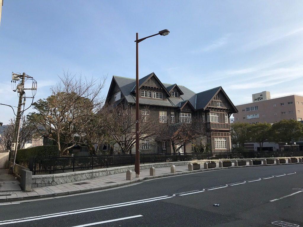 旧門司三井俱楽部