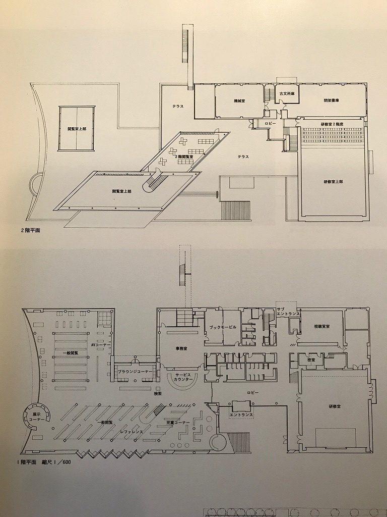 中津市立小幡記念図書館