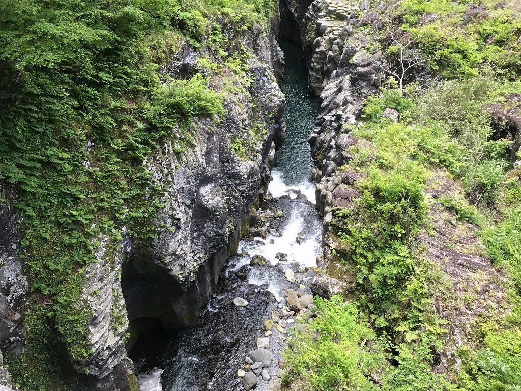 高千穂渓谷